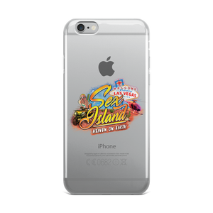 Sex Island Las Vegas iPhone Case
