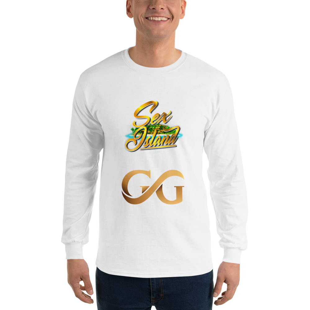 Long Sleeve T-Shirt GG collaboration Sexisland