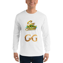 Load image into Gallery viewer, GG & Sex Island collaboration Long Sleeve T-Shirt