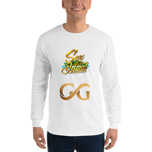 GG & Sex Island collaboration Long Sleeve T-Shirt