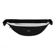 Load image into Gallery viewer, Heaven On Earth Fanny Pack Black color