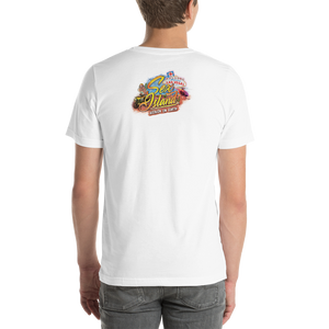 White Sex Island Poker T-shirt