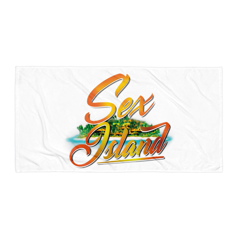 Sex Island Towel