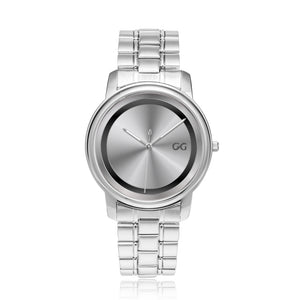 GG Silver Stainless Watch V2