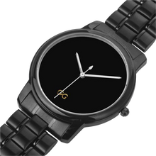 Load image into Gallery viewer, GG Stainless Steel Watch ( Black, Silver & Gold options )