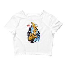 Load image into Gallery viewer, Women's Crop Tee