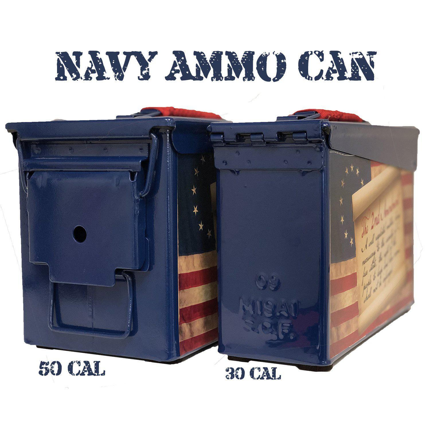 2nd Amendment - Custom Ammo Can