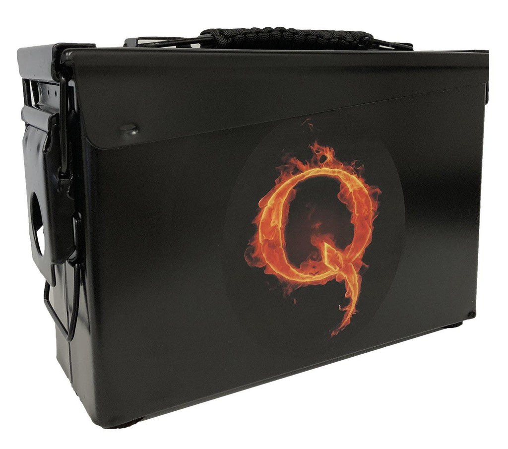 QANON Custom Ammo Can