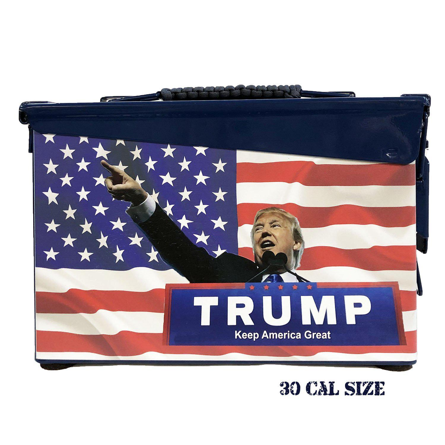 TRUMP 2020 Custom Ammo Can