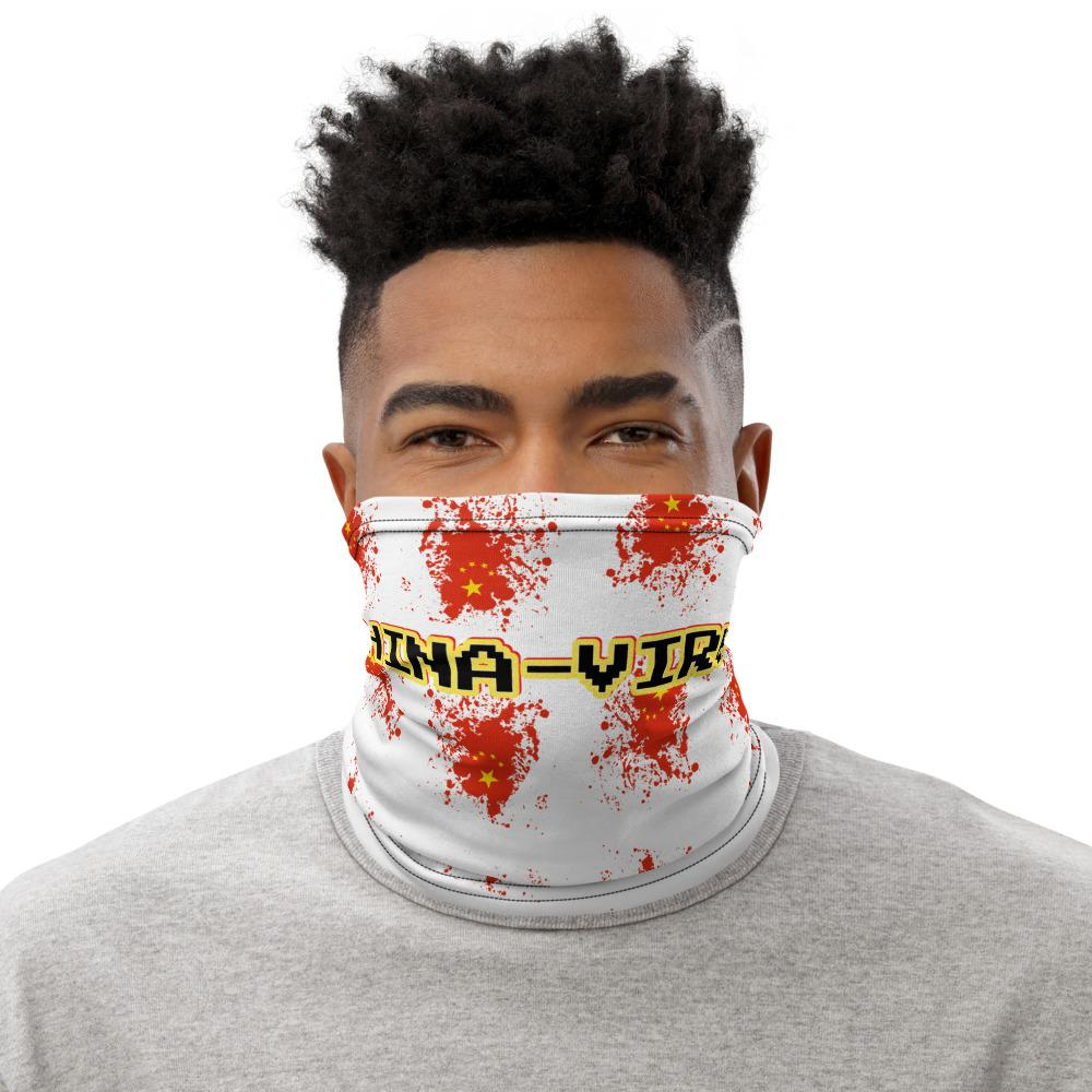 """China-Virus"" Neck Gaiter"
