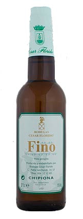 Cesar Florido, Fino (1/2 Bottle)