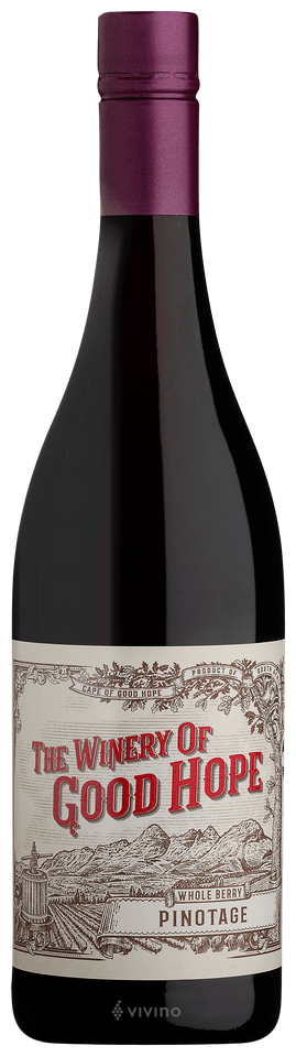 Good Hope Full Berry Fermentation Pinotage 2020
