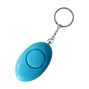 Police Approved Personal Emergency Keychain Panic Alarm