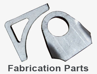 fabrication parts weld on