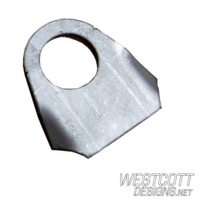 Steel Tie Down Mounting tab weld on