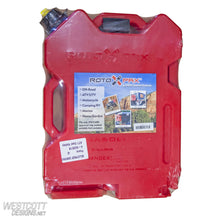 Load image into Gallery viewer, RotopaX 2 Gallon Gasoline
