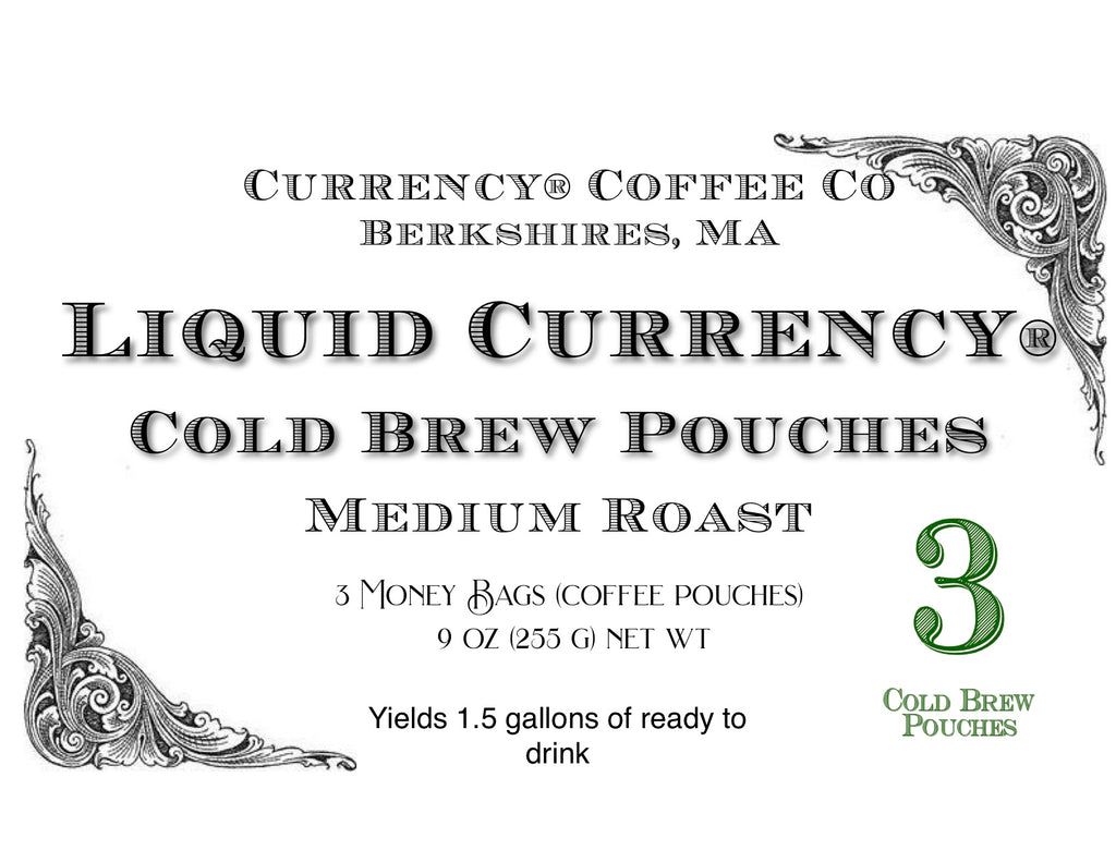 Currency® Coffee Cold Brew Starter Kit