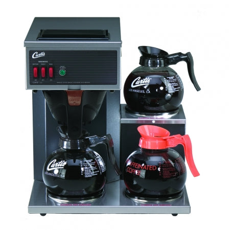 Curtis 64oz 3-Station Pourover Coffee Brewer