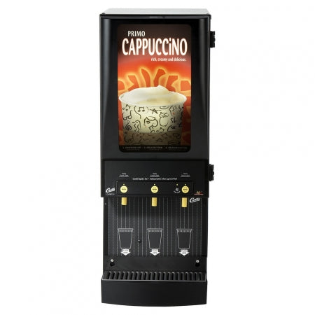 Curtis Cafe Primo Cappuccino™ 3-Station System with Lightbox