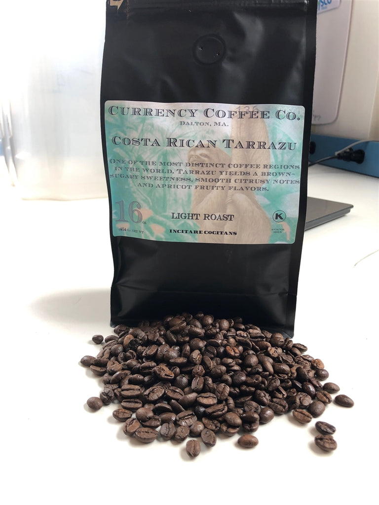 Currency™ Coffee Costa Rican Tarrazu 16oz