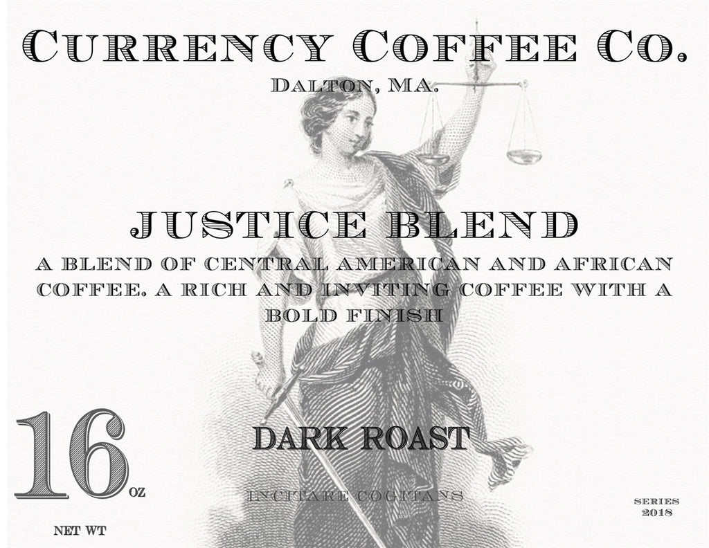 Currency™ Coffee Justice Blend