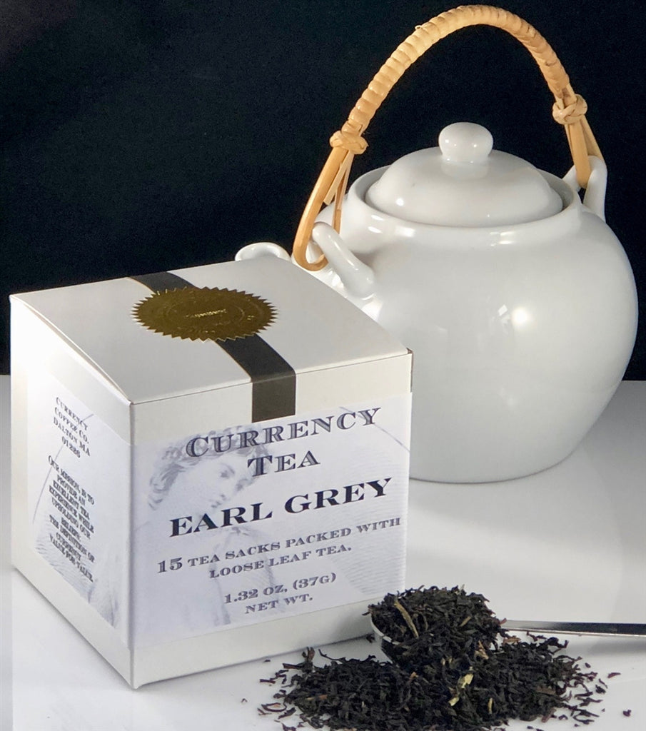 Currency™ Tea Earl Grey 15-count