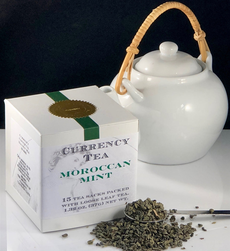 Currency™ Tea Moroccan Mint 15-count