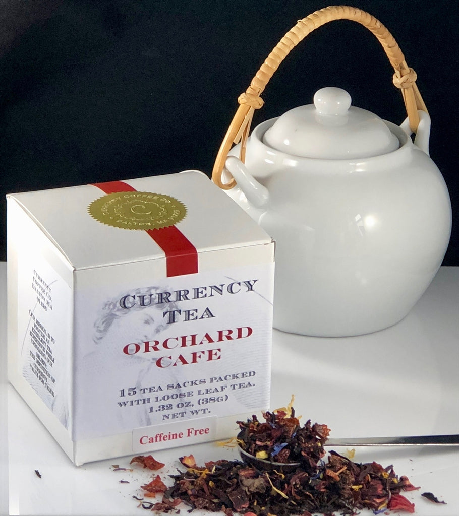 Currency™ Tea Orchard Cafe 15-count