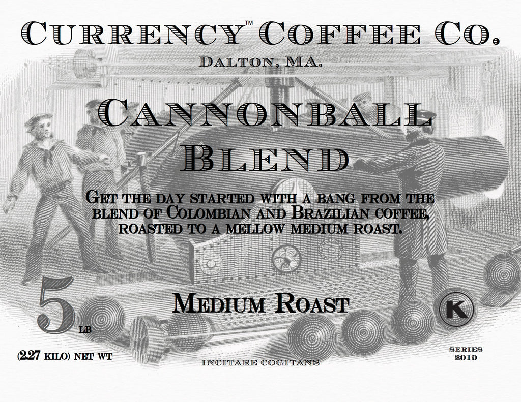 Currency™ Coffee Cannonball Blend