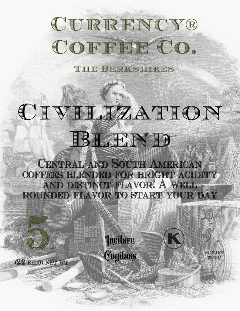 Currency® Coffee Civilization Blend