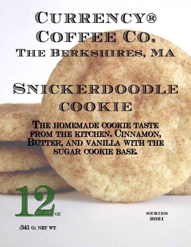 Snickerdoodle Coffee