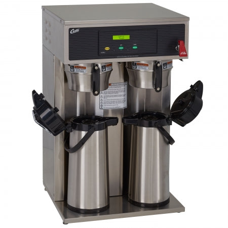 Curtis G3 Airpot Coffee Brewer Twin Tall 2.2L-2.5L
