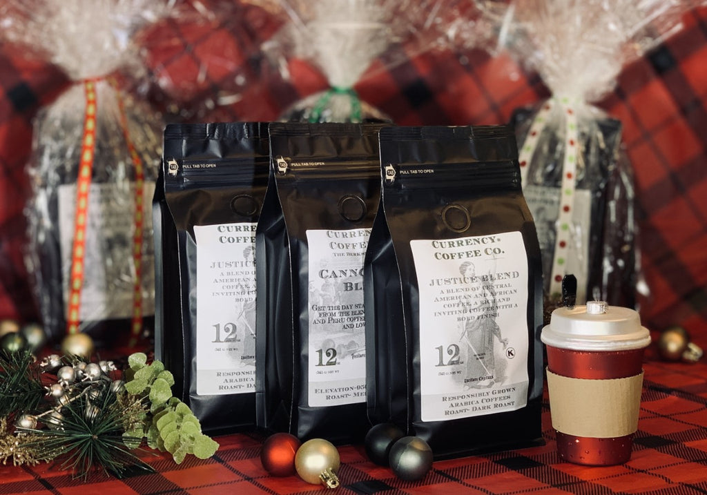 Holiday Gift Set: 3 x 12oz Non-Organic Bags of Coffee