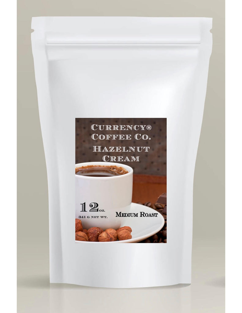 Hazelnut Cream Coffee 12-oz