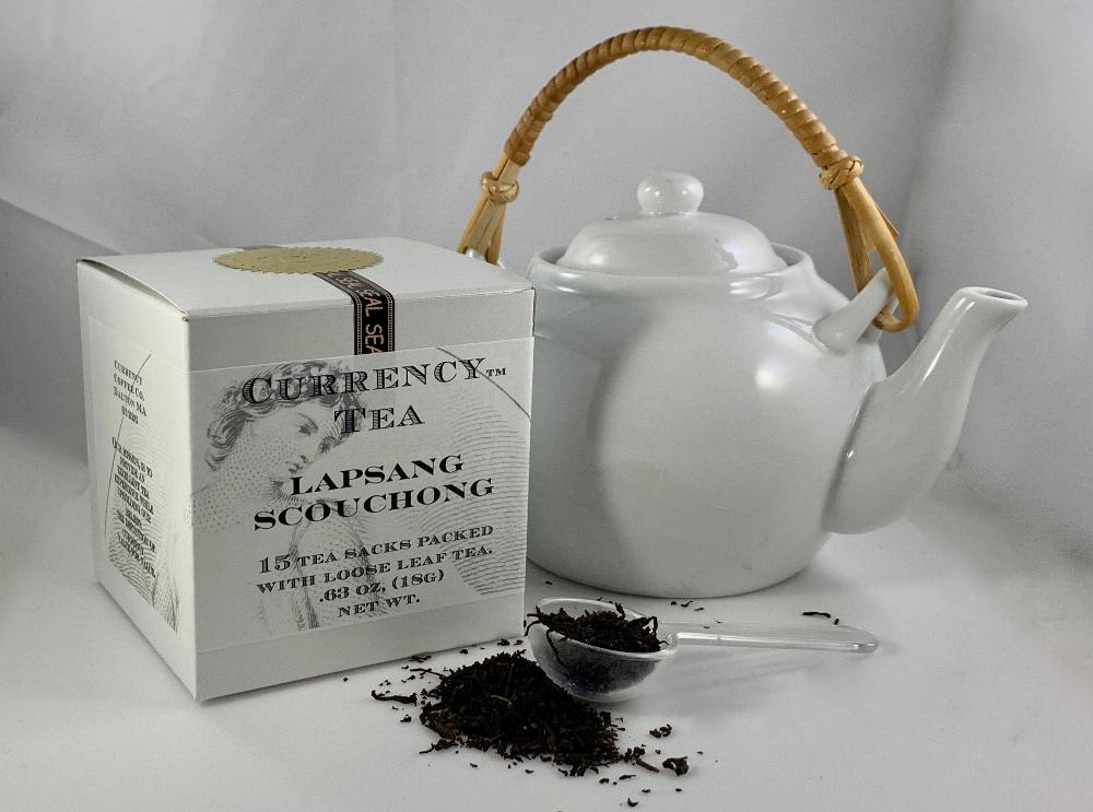 Currency™ Tea Lapsang Souchong 15-count