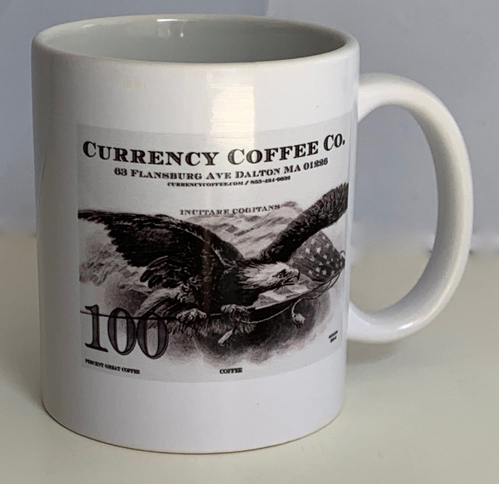 Currency® Coffee 11oz Mug