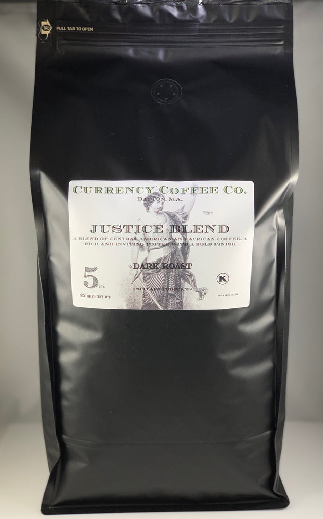 Currency® Coffee Justice Blend