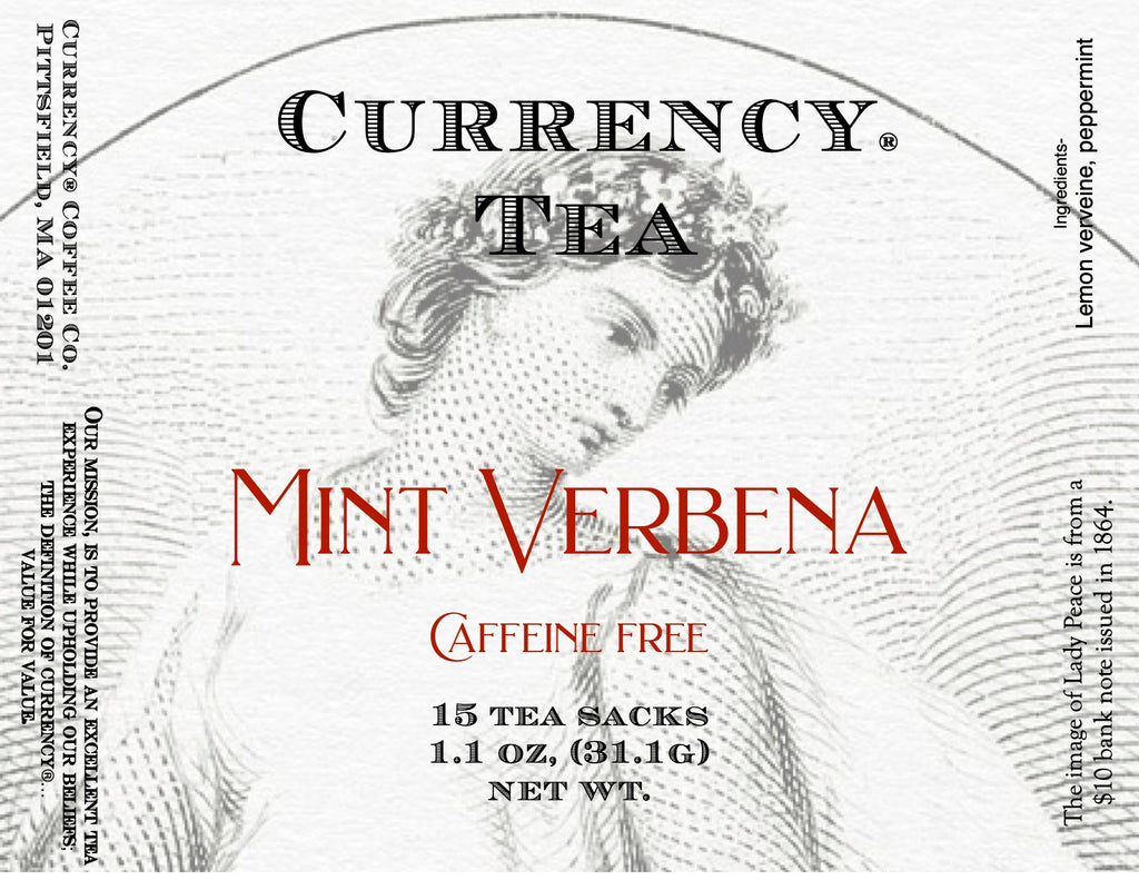 Currency® Tea Mint Verbena Tea