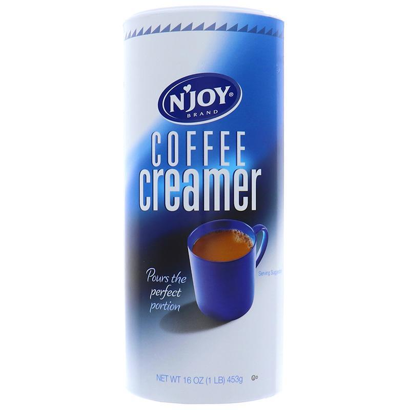 Non-dairy Creamer Canister 16oz