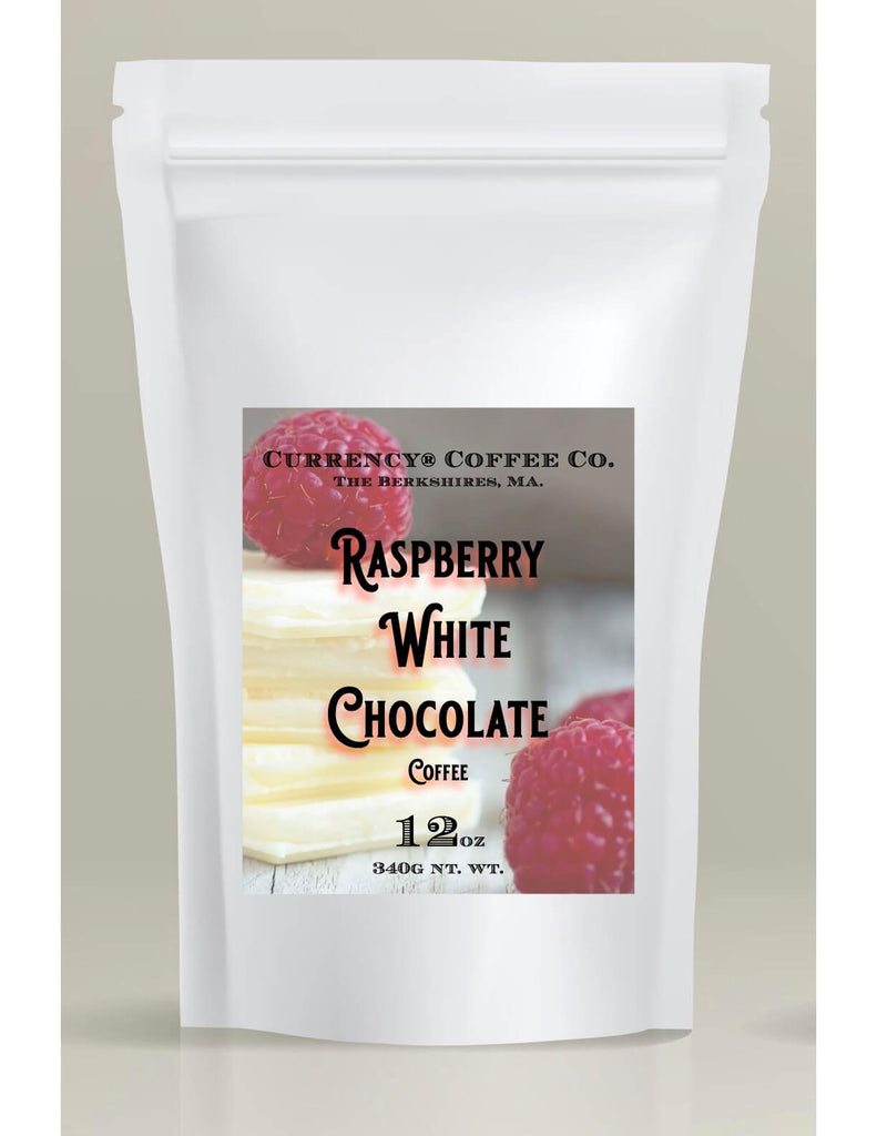 Raspberry White Chocolate Coffee 12oz