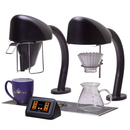 Curtis Seraphim Twin Single Cup Brewer
