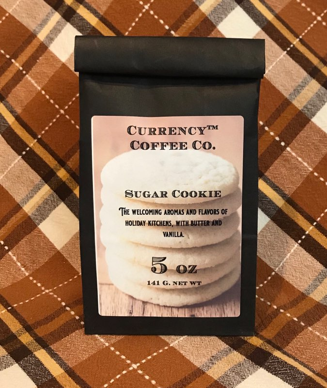 Sugar Cookie Coffee 5oz