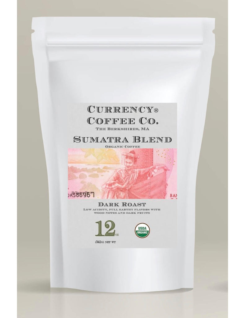 Currency® Coffee Organic Sumatra Blend