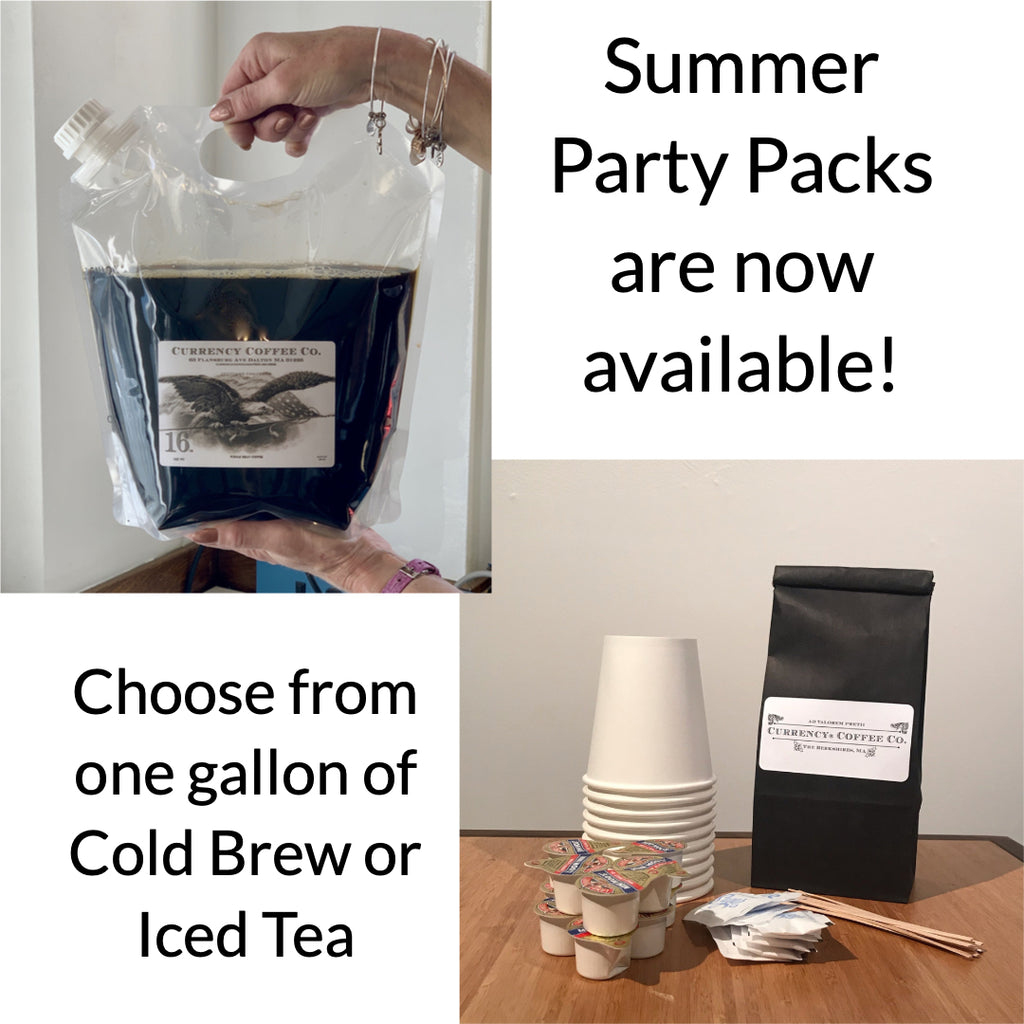 Currency® Summer Party Pack