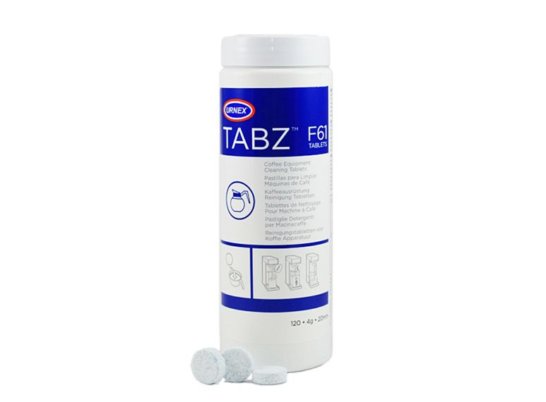 TABZ Coffee Equipment Cleaning Tablets (120 count)