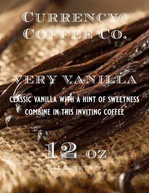 Very Vanilla Coffee 12-oz