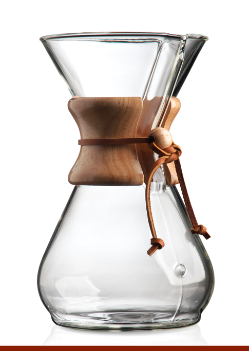 Chemex® Classic Series 8-cup coffee maker