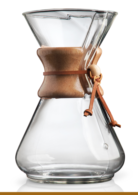 Chemex 10 cup classic coffee maker