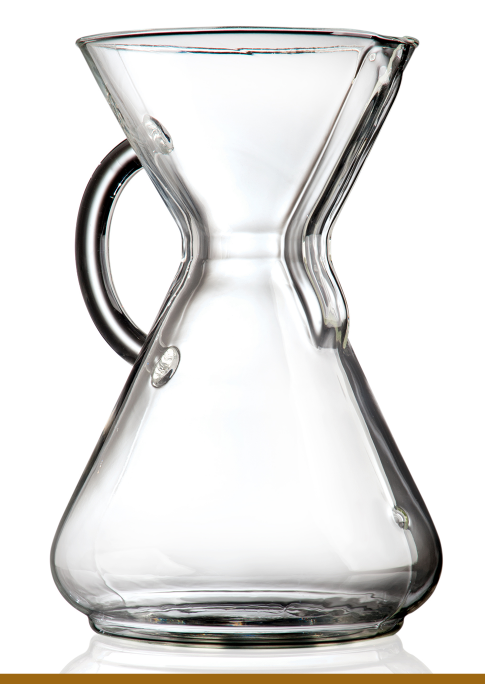 chemex 10 cup glass handle coffee maker