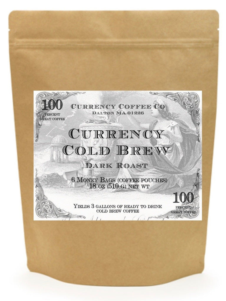 Currency Coffee Cold Brew 6 count